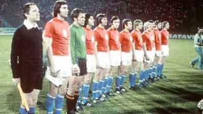 Tiệp Khắc đã mang lại vị thế cho bóng đá Đông Âu