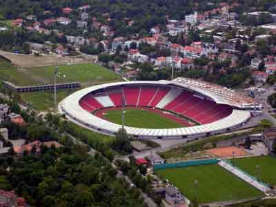 Sân Crvena Zvezda