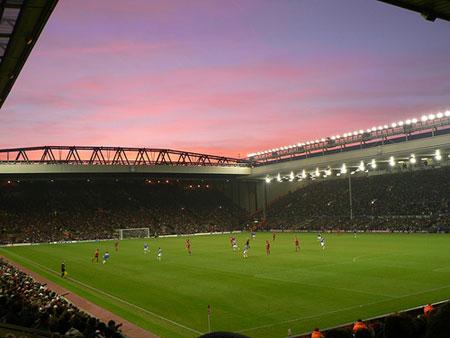 Sân vận động Anfield