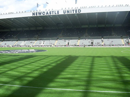 Sân St James' Park