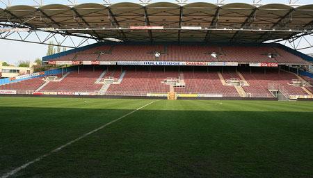 Sân vận động Pays de Charleroi