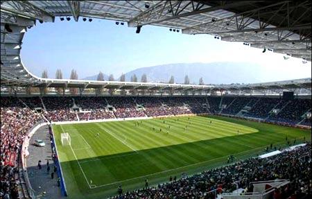 Stade De Geneve, Geneve