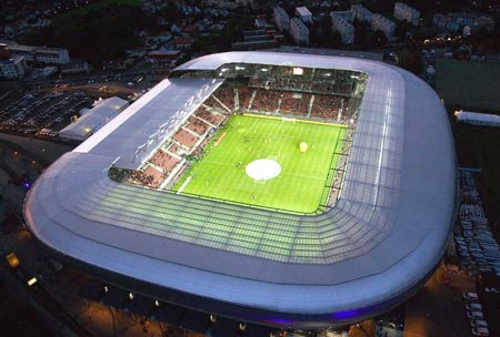 Worthersee Stadion, Klagenfurt
