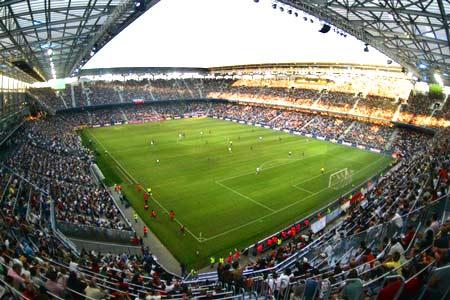 Stadion Salzburg Wals-Siezenheim, Salzburg