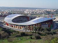 Estádio Dr. Magalhães Pessoa